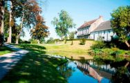 Golf de Pierpont hosts some of the leading golf course near Brussels Waterloo & Mons