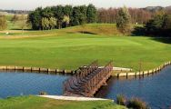 The Golf Club de Hulencourt's lovely golf course within fantastic Brussels Waterloo & Mons.