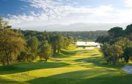 View PGA Catalunya Stadium Course's scenic golf course situated in vibrant Costa Brava.