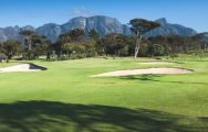 Royal Cape Golf Club features some of the preferred golf course near South Africa