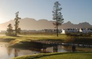 De Zalze Golf Club has got several of the top golf course in South Africa