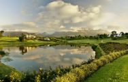 Fancourt Montagu Course has got some of the best golf course in South Africa