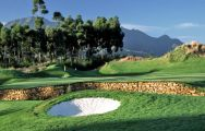 Fancourt Montagu Course hosts lots of the most desirable golf course in South Africa