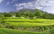 Fancourt Outeniqua Course offers some of the most desirable golf course near South Africa