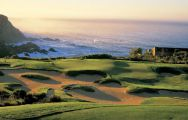 View Pezula Championship Course's picturesque golf course in astounding South Africa.