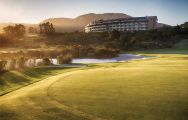 Arabella Golf Club has several of the most popular golf course near South Africa