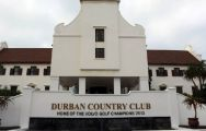 Durban Country Club includes lots of the most desirable golf course within South Africa