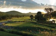 Lost City Golf Course features some of the finest golf course in South Africa
