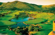 Gary Player Country Club provides among the leading golf course near South Africa