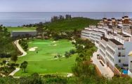The Valle Romano Golf's beautiful golf course within staggering Costa Del Sol.