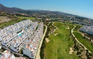 The Valle Romano Golf's beautiful golf course situated in incredible Costa Del Sol.