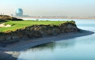 All The Yas Links's scenic golf course in spectacular Abu Dhabi.