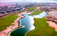 All The Saadiyat Beach Golf Club's picturesque golf course in stunning Abu Dhabi.