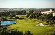 All The Barcelo Montecastillo Golf's lovely golf course in magnificent Costa de la Luz.