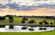 Barcelo Montecastillo Golf provides several of the premiere golf course near Costa de la Luz