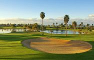 The Novo Sancti Petri Golf 's scenic golf course within magnificent Costa de la Luz.