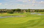 View Novo Sancti Petri Golf 's lovely golf course within spectacular Costa de la Luz.