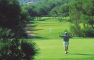 The La Manga Golf Club, West Course's lovely golf course within fantastic Costa Blanca.