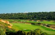 View Amendoeira Faldo Course's impressive golf course situated in dazzling Algarve.