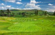 The PGA Centenary - Gleneagles boasts some of the most popular golf course within Scotland