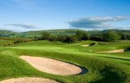 The Queens Course - Gleneagles offers several of the most excellent golf course within Scotland