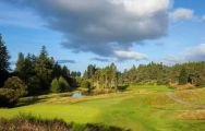 The Queens Course - Gleneagles provides several of the premiere golf course near Scotland