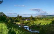 All The The Queens Course - Gleneagles's impressive golf course in spectacular Scotland.