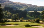View Macdonald Cardrona Championship Course's lovely golf course in magnificent Scotland.