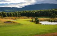 All The Macdonald Cardrona Championship Course's picturesque golf course in sensational Scotland.