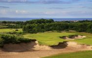 The Duke's, St Andrews carries among the most excellent golf course around Scotland