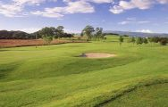 The Roe Park Resort Golf 's lovely golf course situated in staggering Northern Ireland.