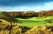 View Roe Park Resort Golf 's picturesque golf course within dazzling Northern Ireland.