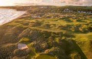 Royal Portrush Golf Club carries several of the leading golf course within Northern Ireland