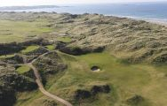 View Royal Portrush Golf Club's picturesque golf course in astounding Northern Ireland.