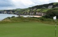 The Royal Portrush Golf Club's lovely golf course in incredible Northern Ireland.