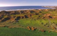 All The Portstewart Golf Club's impressive golf course within brilliant Northern Ireland.