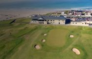 All The Portstewart Golf Club's impressive golf course situated in breathtaking Northern Ireland.