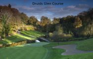 Druids Glen - Wicklow Golf Club provides several of the top golf course within Southern Ireland