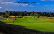 The Druids Glen - Wicklow Golf Club's beautiful golf course within dazzling Southern Ireland.