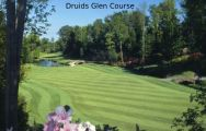 Druids Glen - Wicklow Golf Club features several of the finest golf course near Southern Ireland