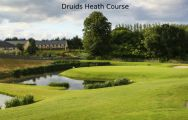 Druids Glen - Wicklow Golf Club boasts some of the premiere golf course in Southern Ireland