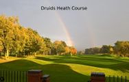 Druids Glen - Wicklow Golf Club consists of among the best golf course in Southern Ireland