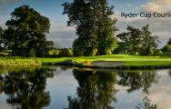 View The K Club Golf's impressive golf course in dazzling Southern Ireland.