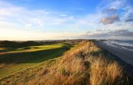 Portmarnock Links provides among the premiere golf course around Southern Ireland