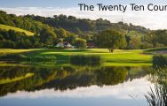 Celtic Manor Resort Golf features among the best golf course within Wales