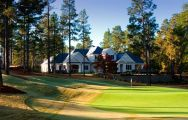 Pinehurst Resort Golf carries several of the most excellent golf course in North Carolina
