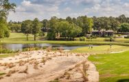 Pinehurst Resort Golf has some of the most desirable golf course around North Carolina