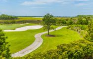 RiverTowne Country Club provides several of the top golf course within South Carolina