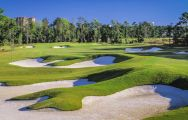 All The Grande Dunes Golf's impressive golf course situated in staggering South Carolina.