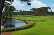 Pine Lakes Country Club hosts among the leading golf course near South Carolina